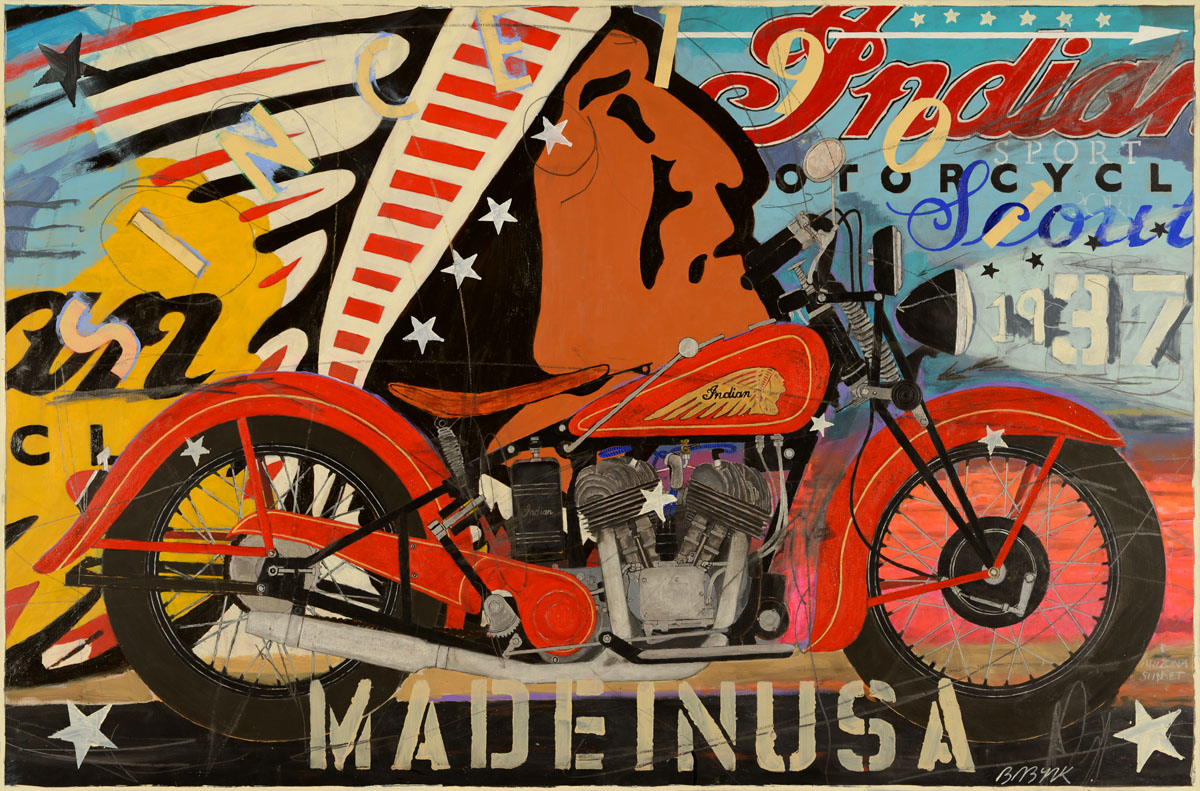 Indian Motorcycle USA