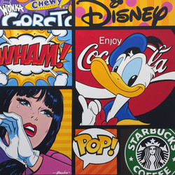 Comic Series #2 Wham #2