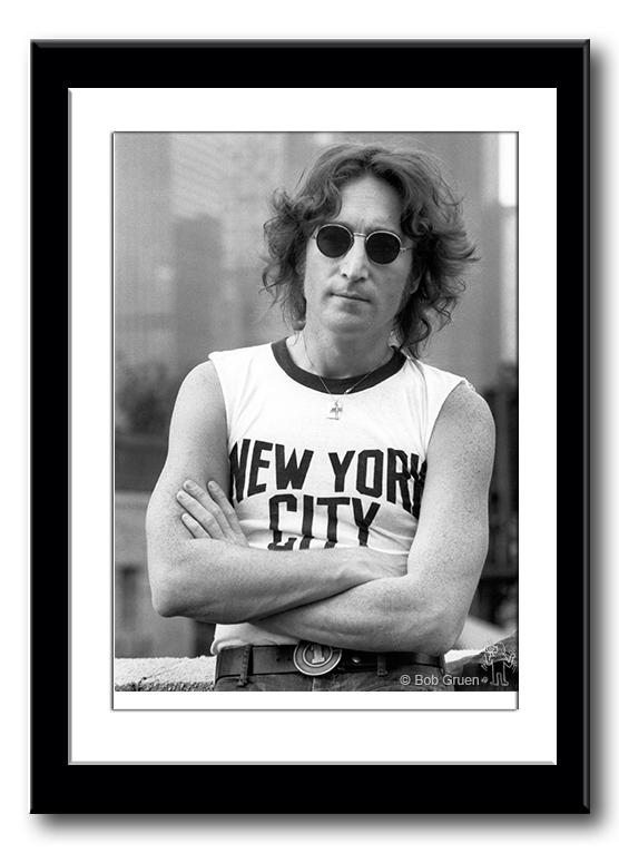 John Lennon 1974