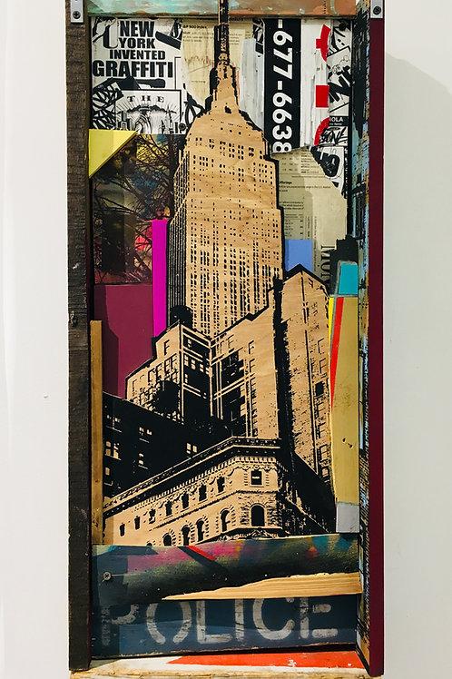 """Police Empire"" By UR New York"