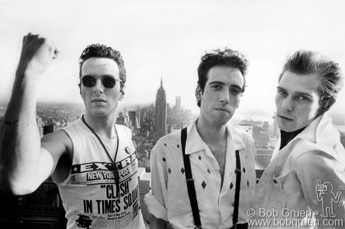 Clash - Top Of The Rock