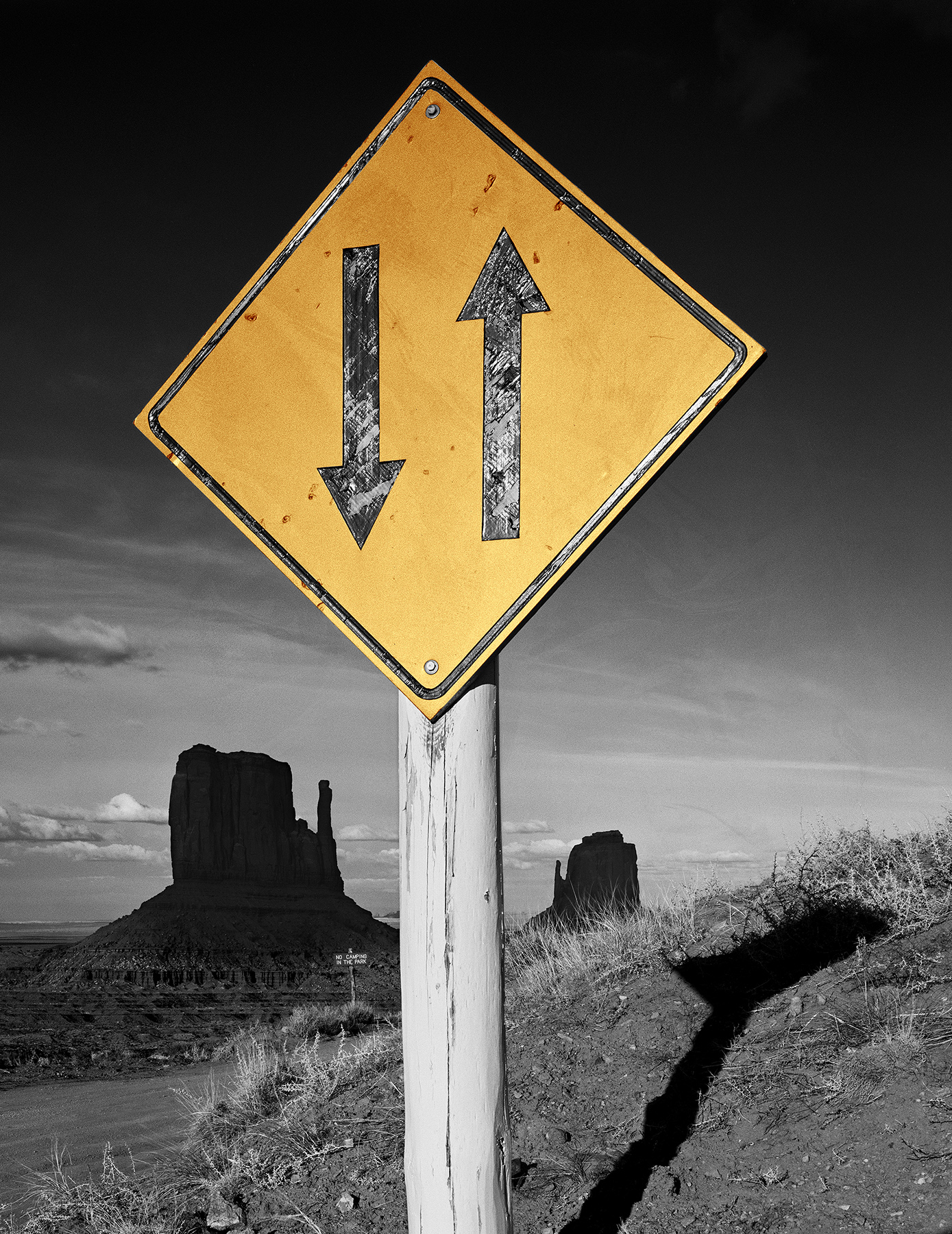Arrows, Monument Valley