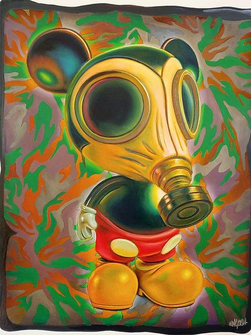 Mousemask Murphy Camo - SOLD