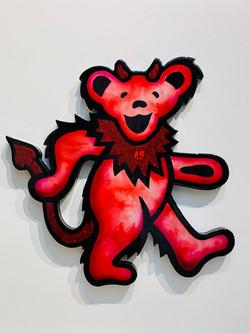 Naughty Dancing Bear