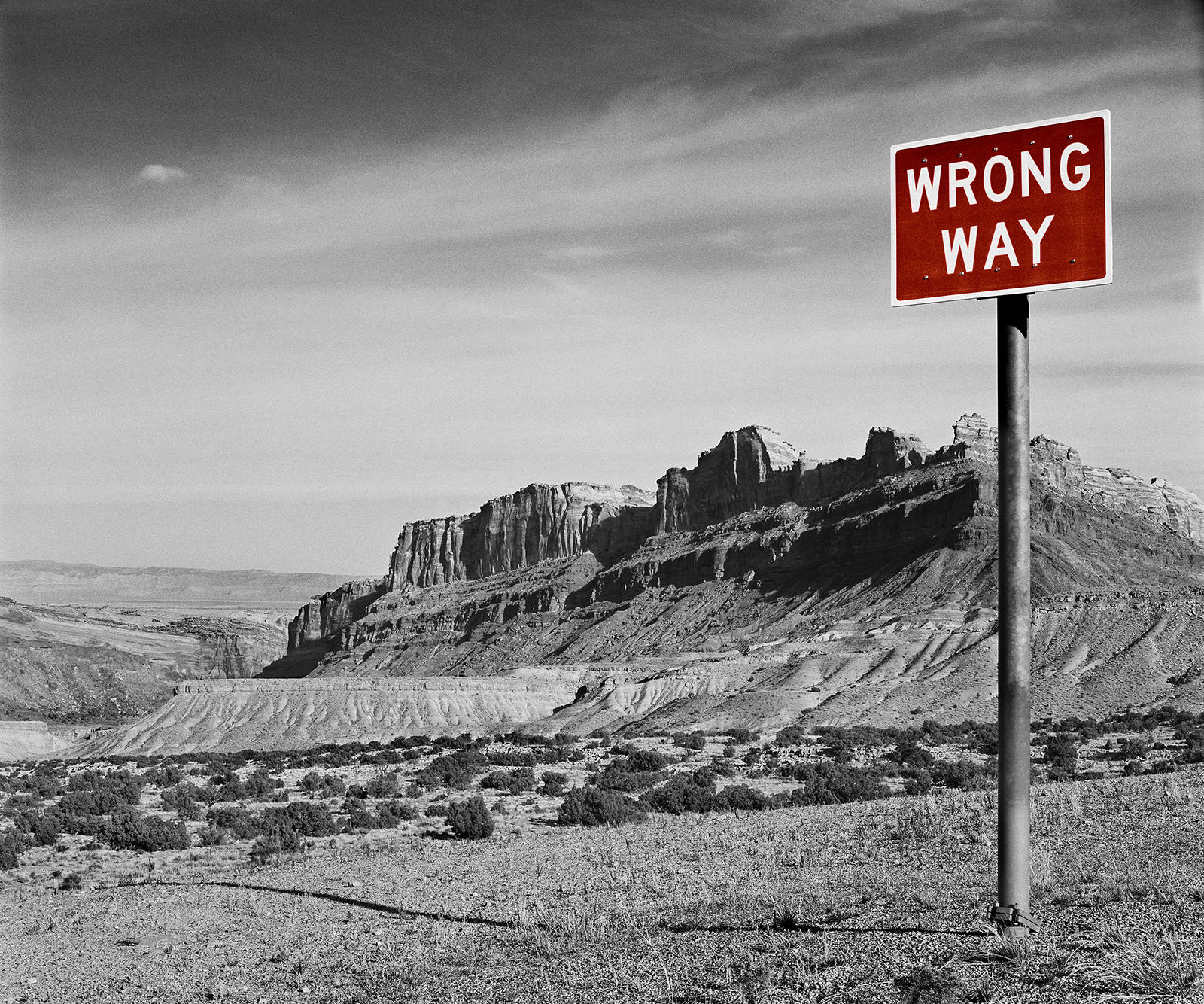 Wrong Way, UT