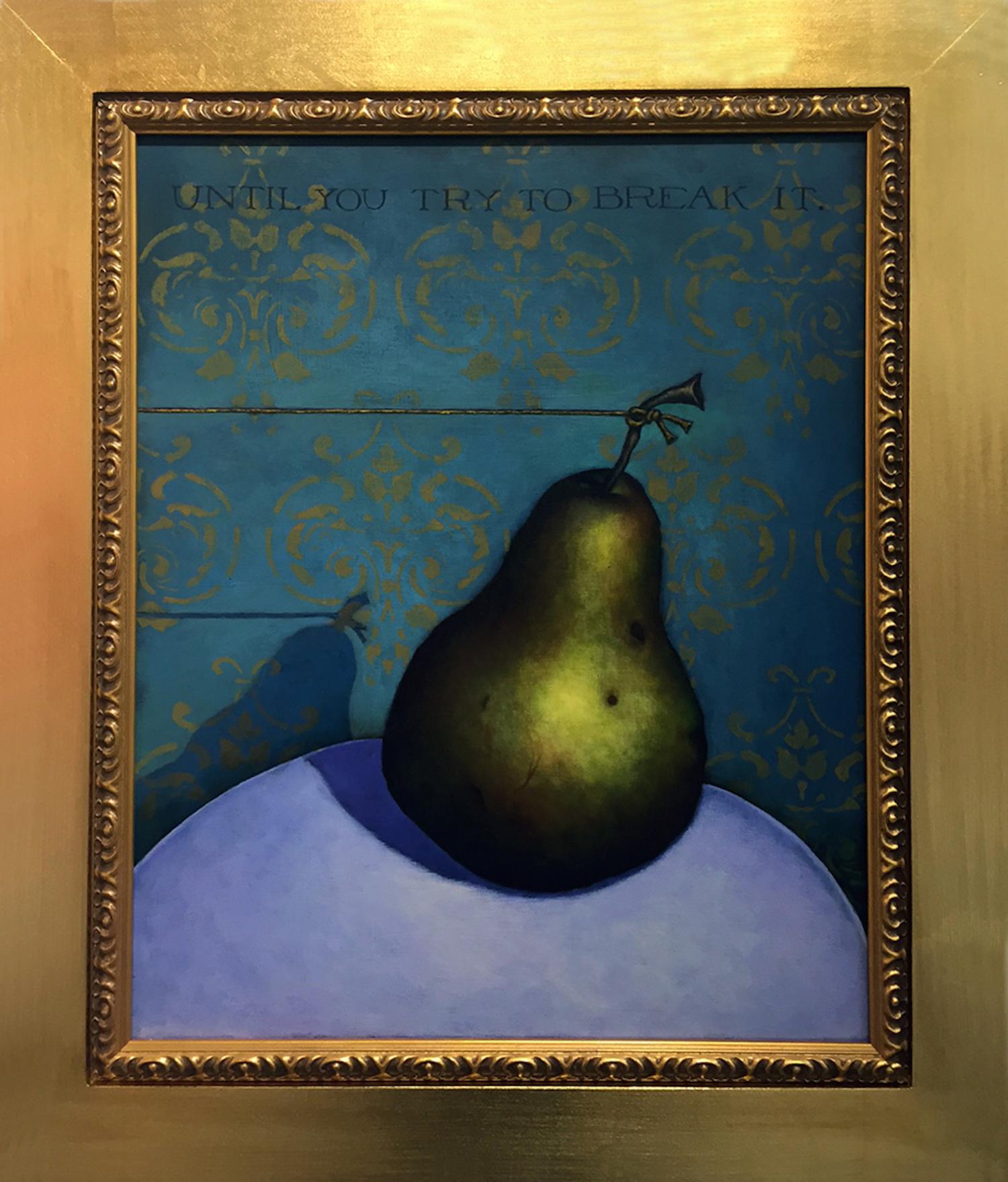 Unbroken Pear
