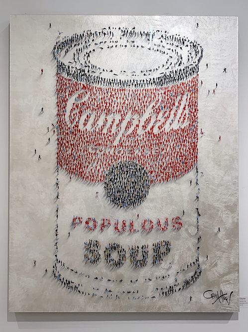 Populous Soup - SOLD