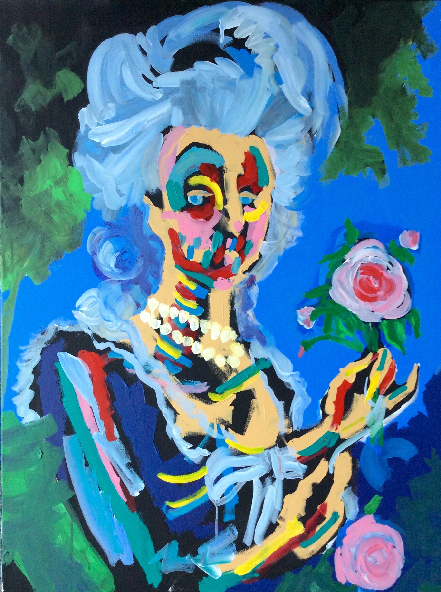 Marie Antoinette 30x40