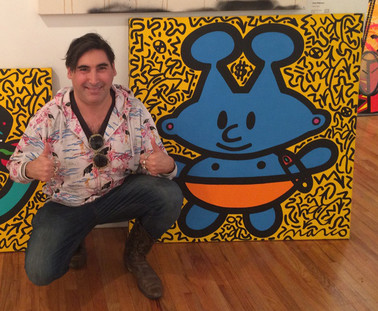MARCO – A Lower East Side Creative Legend Back At the Pop Gallery