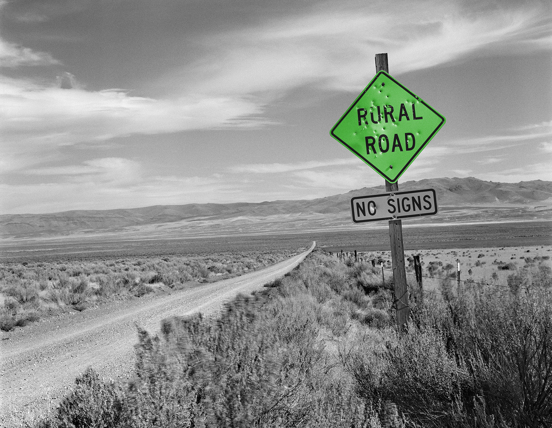 Rural Road, Oregon