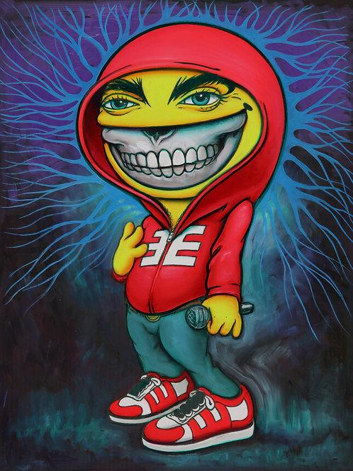 Eminem Grin