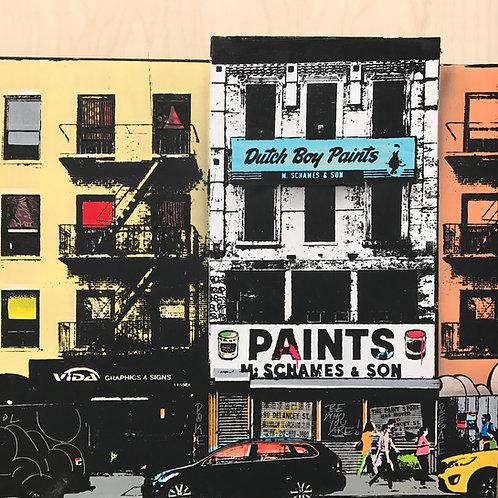 """Rack Spot"" By UR New York"