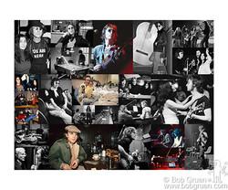 Lennon Collage 1972