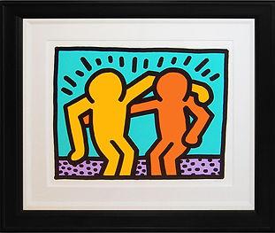 "Keith Haring ""Best Budd"