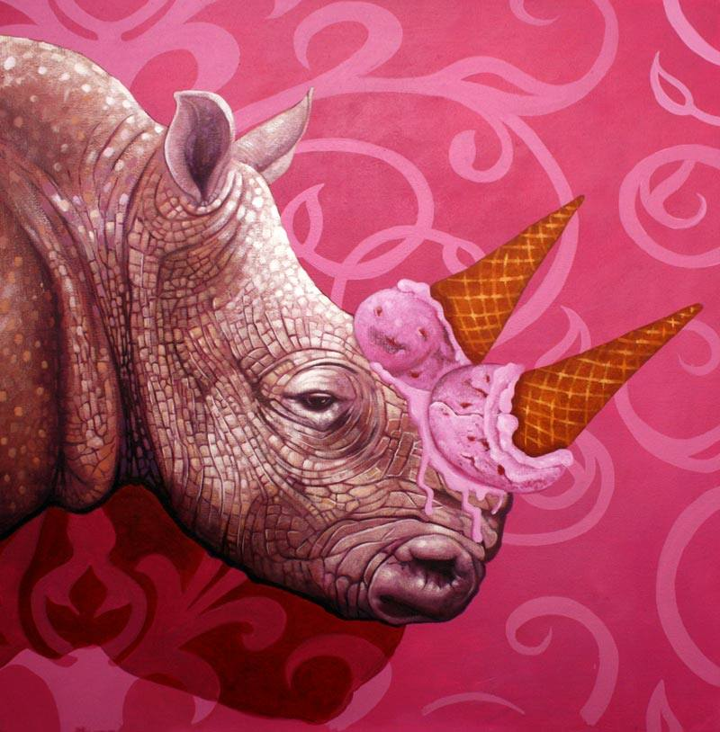 Rhino Cones