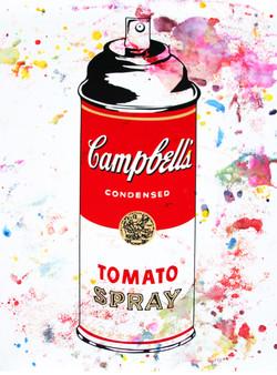 Tomato Spray RED