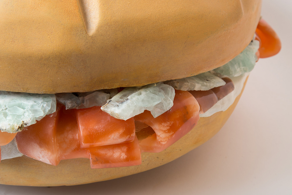 Bagel With Lox Detail