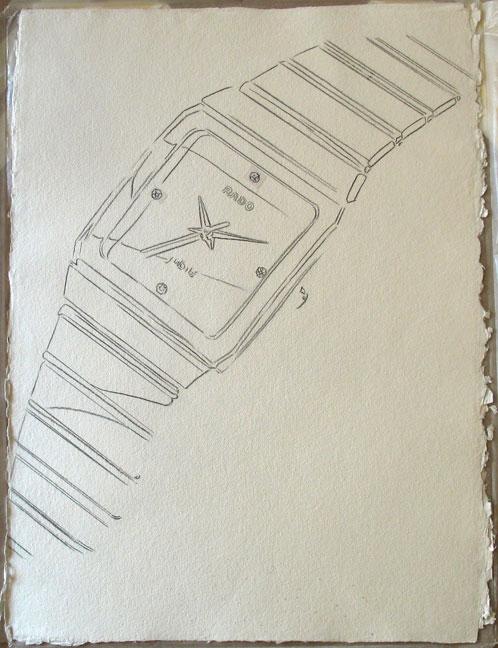 Rado Watch II