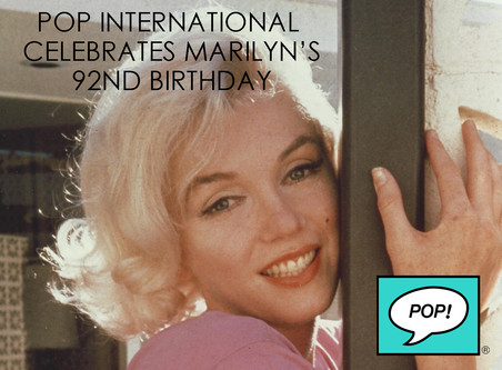 HAPPY BIRTHDAY MARILYN!                           A Collection Of Photographs From 1945 To 1962