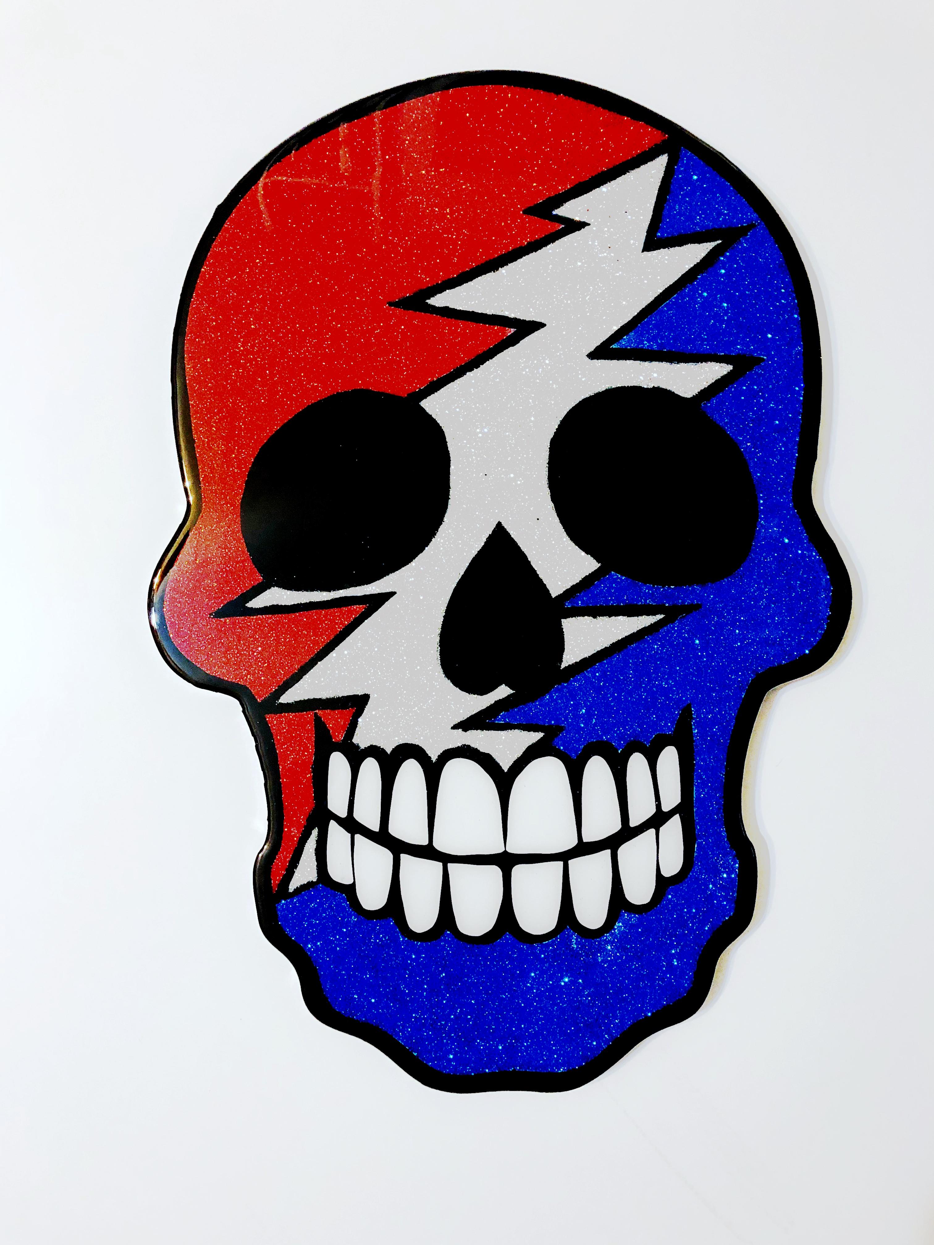 Epic Grateful Skull