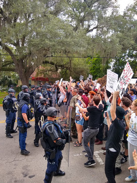 Tallahassee Protesters