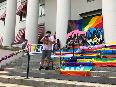 LGBTQIA+ Pride Speaker