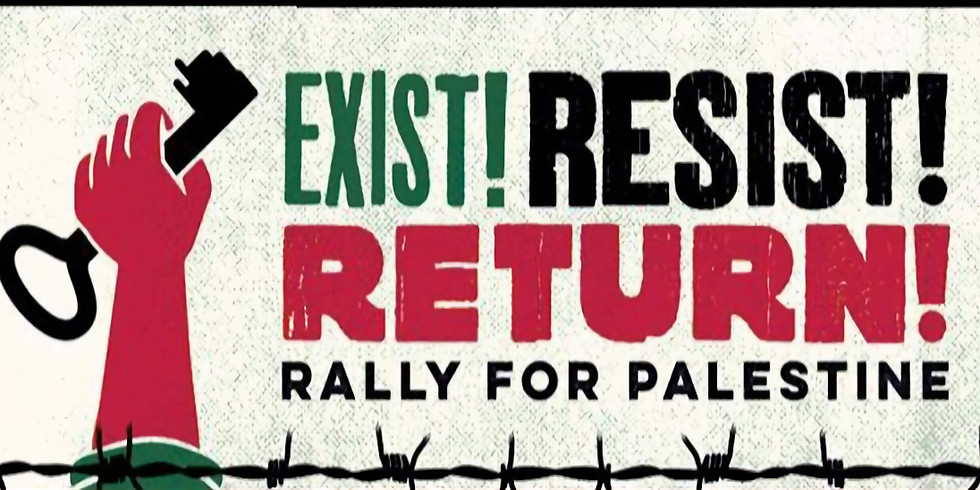 #ProtectAQSA Demonstration for Palestine