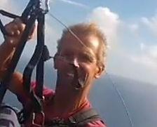 Roberto Paragliding Pilot Contours Antig