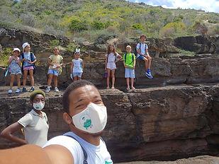 Hike to Mermaid Gardens 18 Contours KIDS