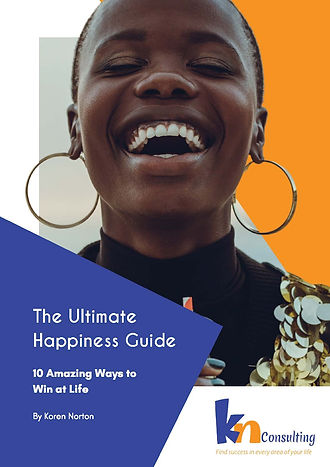 The Ultimate Happiness Guide - Koren Nor