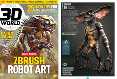 3D World - January 2015 - Maarten Verhoe