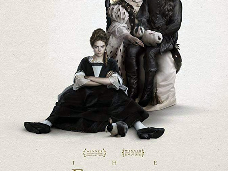 The Favourite ★★★ 1/2