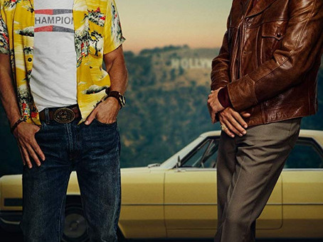 Once Upon a Time ... in Hollywood - ★★★★