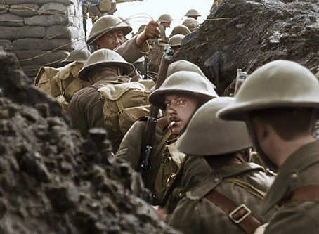 They Shall Not Grow Old ★★★1/2
