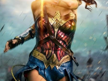 Wonder Woman ★★★1/2