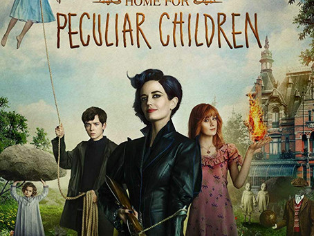Miss Peregrine's Home for Peculiar Children ★★1/2