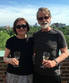Bill and Dianne, 2 Film Critics