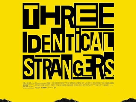 Three Identical Strangers ★★★1/2