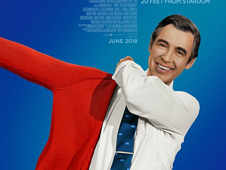 Won't You Be My Neighbor? ★★★ 1/2