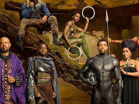 Black Panther ★★★ 1/2