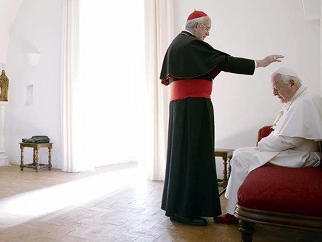 The Two Popes ★★★