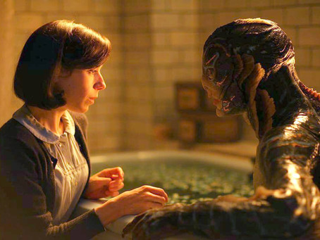 The Shape of Water ★★★ 1/2