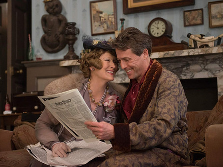 Florence Foster Jenkins ★★1/2
