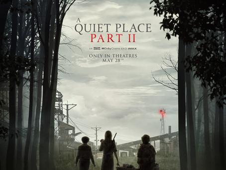A Quiet Place Part II ★★★