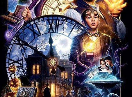 The House with a Clock in its Walls ★★1/2