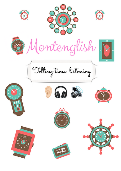 Telling Time: Listening