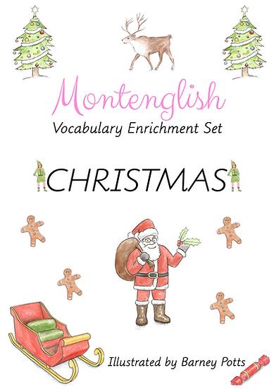 Vocabulary Enrichment Set: Christmas