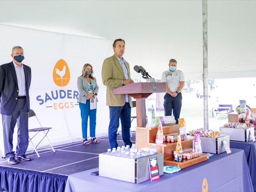 Secretary of Ag Announces $10 Million to Support Pa. Agriculture Producers, Charitable Food System