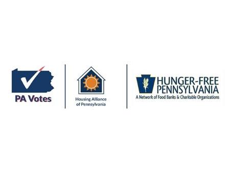 LET'S VOTE, PA!