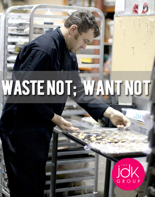 Waste Not; Want Not - USDA Reports on Food Waste